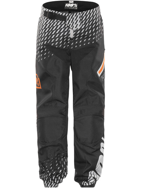 100% R-Core DH Pants Youth supra black / grey